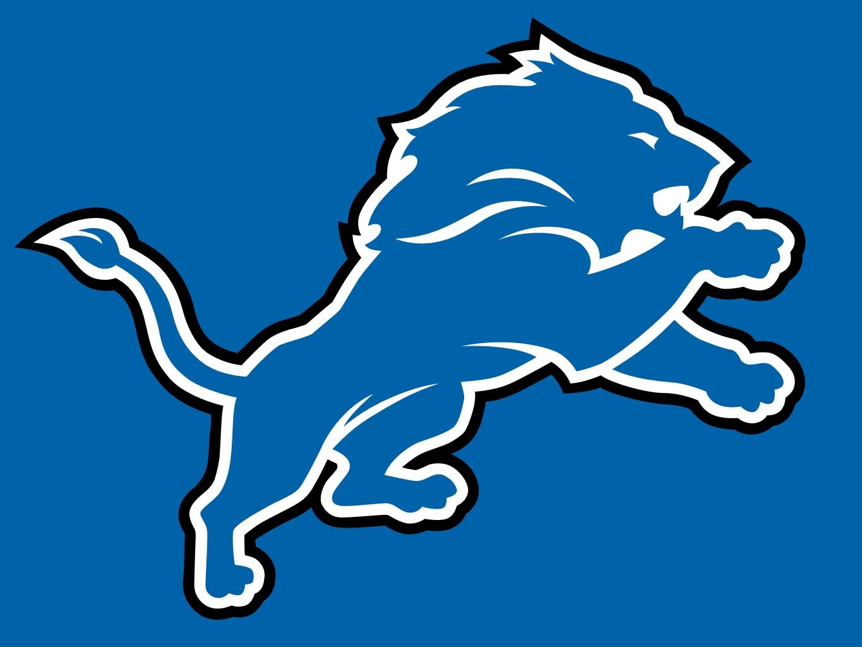 Image of the Detroit Lions logo.